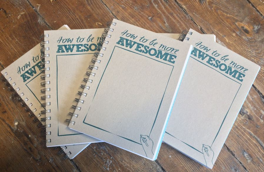 how to be more awesome